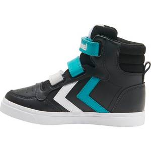 Bilde av Hummel Stadil Pro Jr, Black Iris/Ashley Blue,