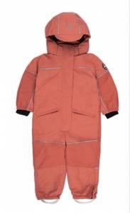 Bilde av Gullkorn Design Timotei 2-lags Dress, Teracotta