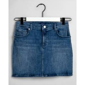 Bilde av GANT DENIM SKIRT