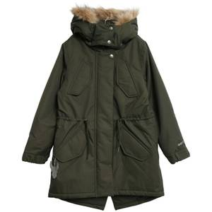 Bilde av Wheat Jacket Parka Sella Ivy, Ensfarget