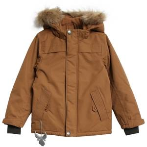 Bilde av Wheat Jacket Julian Caramel, Ensfarget