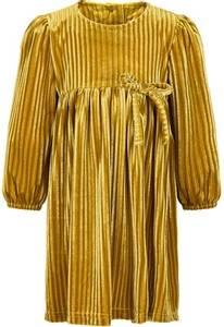 Bilde av Creamie Dress Velvet, Harvest Gold