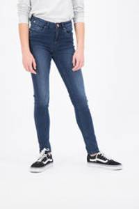 Bilde av Garcia Rianna Girls Pants Superslim Jeans, Dark