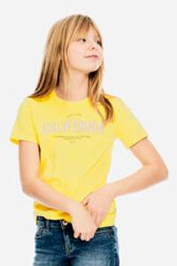 Bilde av Garcia Girls T-Shirt SS, Summer Yellow