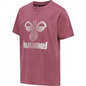 Bilde av Hummel Proud T-shirt, Rose wine