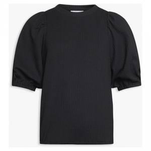 Bilde av Grunt Topy Puff blouse, Black