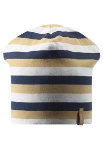 Bilde av Reima lue Tanssi Navy beige striper