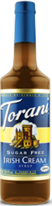 Bilde av Torani Irish Cream sugar free