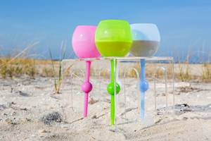 Bilde av Beach Glass holder/serveringsbrett