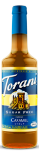 Bilde av Torani Caramel sugar free