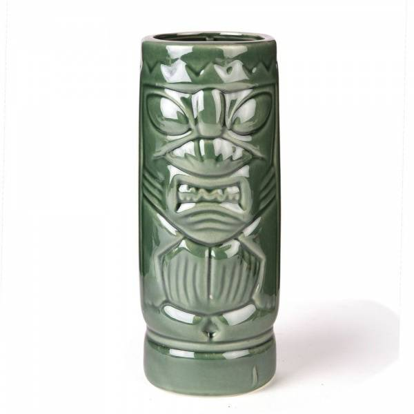 Mean Green Tiki Mug