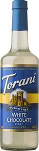 Bilde av Torani White Chocolate Sukkerfri