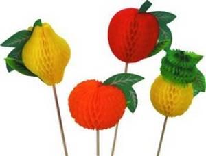 Bilde av Cocktaildekor Frukt
