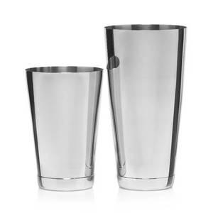 Bilde av Set of two Koriko Shaker tins Stainless