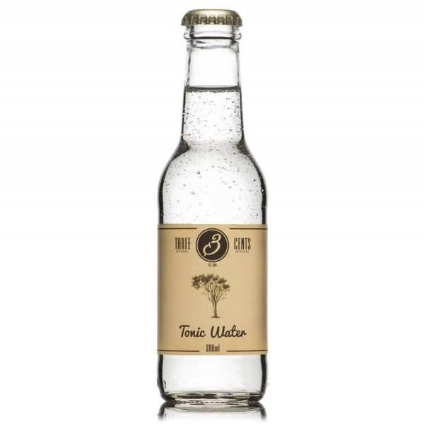 Three Cents Tonic Water