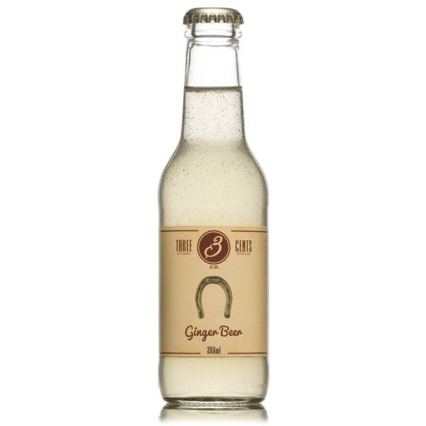Three Cents Ginger Beer