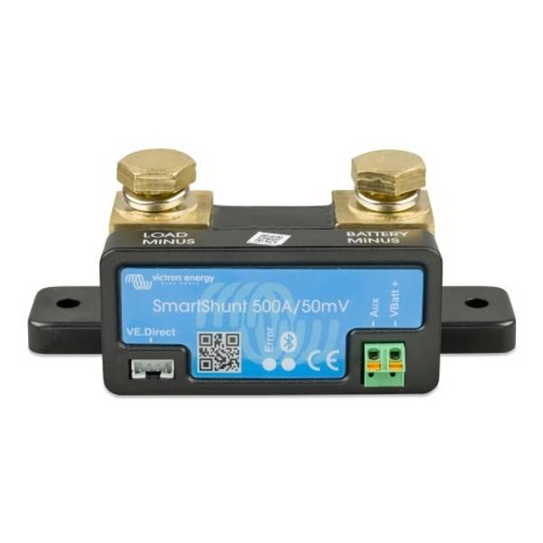 Bilde av VICTRON SmartShunt 500A Batterimonitor m/Bluetooth