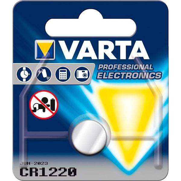 Bilde av VARTA Lithium CR1220 3V 1-Pakning