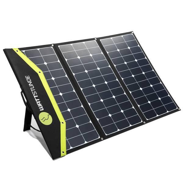 Bilde av WATTSTUNDE Sammenleggbart Solcellepanel  180W