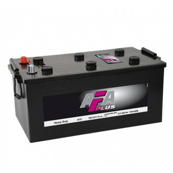 Bilde av AFA Plus Batteri 12V 225AH 1150CCA (518x276x220/242mm)