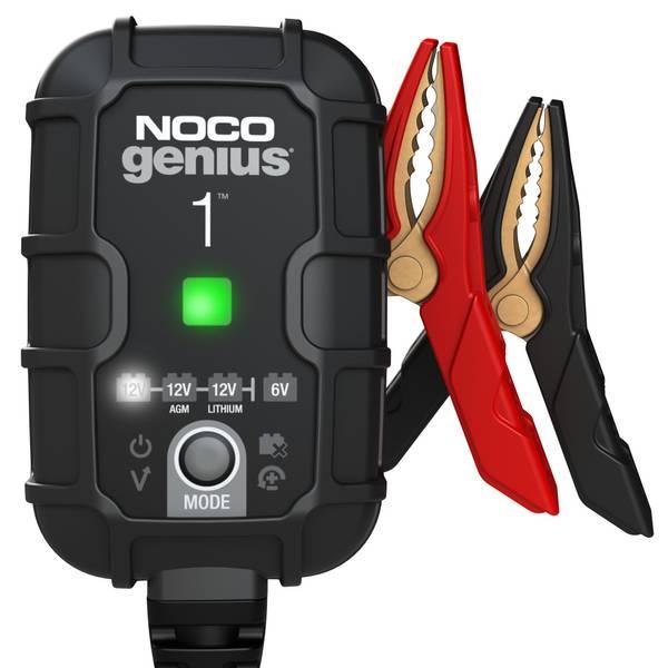 Bilde av NOCO GENIUS1EU 6V/12V 1A IP65