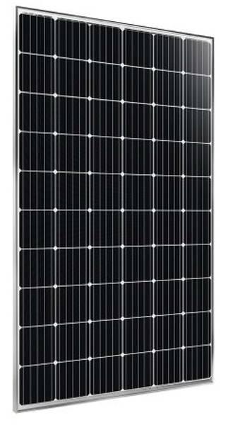 Bilde av WATTSTUNDE WS300M Solcellepanel Mono 300W