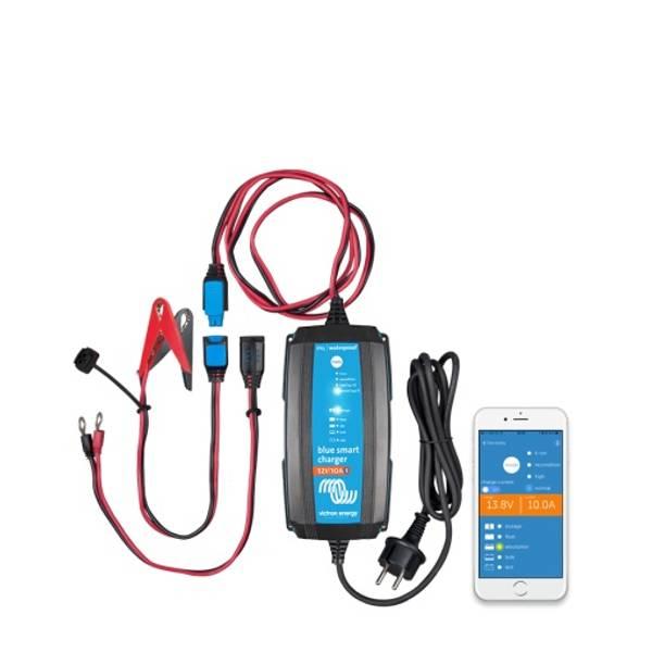 Bilde av VICTRON Blue Smart IP65  12V 7A m/Bluetooth