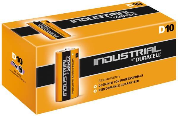 Bilde av D 1,5V 10-pk Industrial