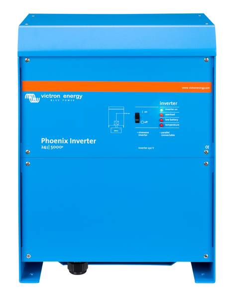 Bilde av VICTRON Phoenix Inverter 48V 5000VA Ren Sinus