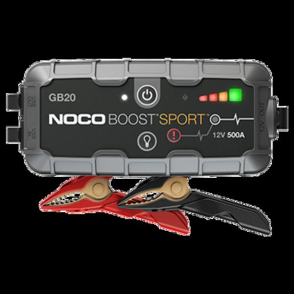 Bilde av NOCO GB 20 Lithium Startbooster 12V 500Amp