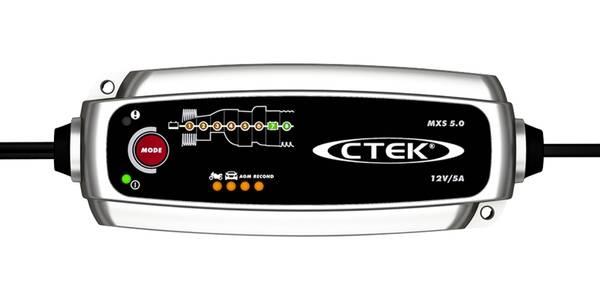 Bilde av CTEK 12V MXS 5.0