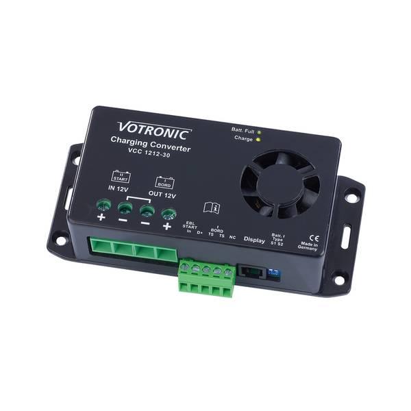 Bilde av VOTRONIC VCC1212-30 DC-DC Batterilader 12>12V 30A