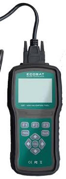 Bilde av ECOBAT EBT420 Validation tool - Batteriprogrammering