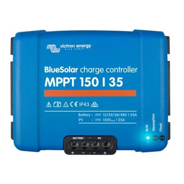 Bilde av VICTRON Blue Solar MPPT 150/35