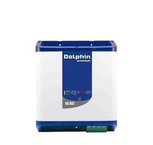 Bilde av DOLPHIN Premium 12V 60A Batterilader 3-kanaler - Canbus