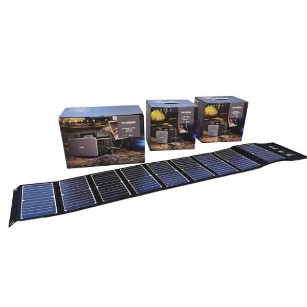 Bilde av HYUNDAI Solcellepanel til HPS Power Station