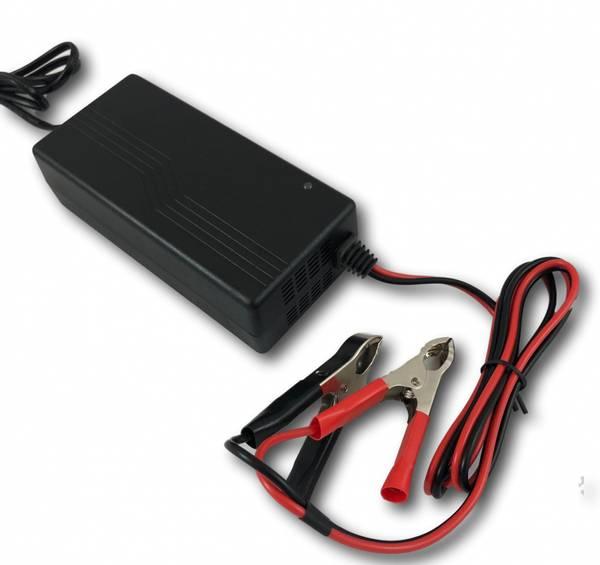 Bilde av RITAR Elektronisk Batterilader 12V 10A