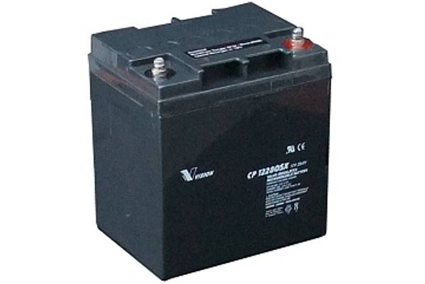 Bilde av Vision AGM Batteri 12V 28Ah (165x125x175mm) RT12280S
