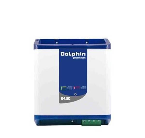 Bilde av DOLPHIN Premium 24V 30A Batterilader 3-kanaler - Canbus