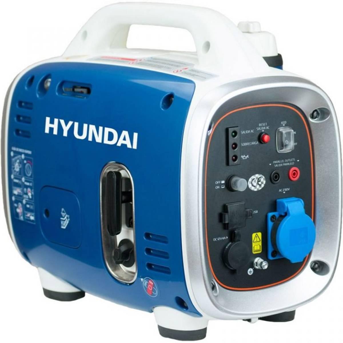 HYUNDAI HY900Si Inverter Aggregat 900W