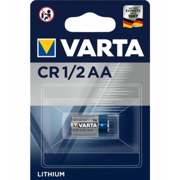 Bilde av VARTA Lithium CR1/2AA 3V 1-Pakning