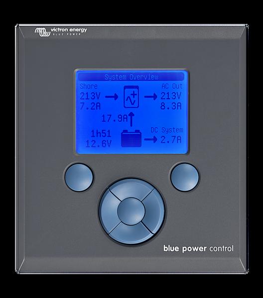 Bilde av VICTRON Blue Power Control GX Panel