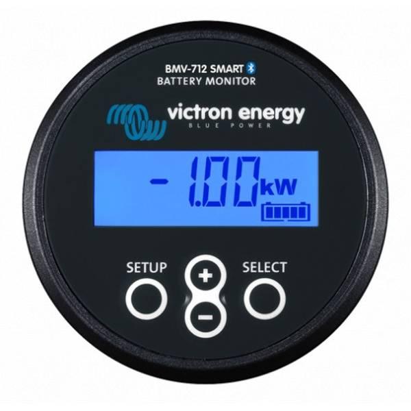 Bilde av VICTRON BMV-712 Batterimonitor m/Bluetooth - SVART