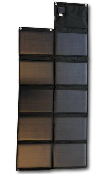 Bilde av SKANBATT Sammenleggbart solcellepanel 100W
