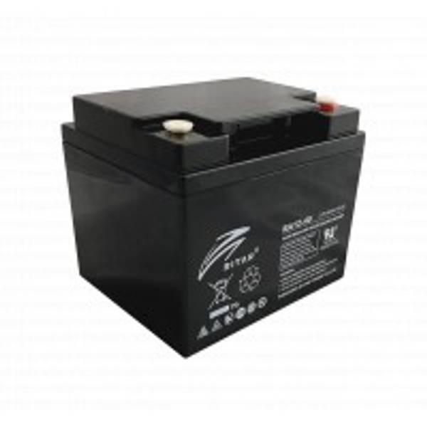 Bilde av RITAR AGM Batteri RA12-40 12V 40AH