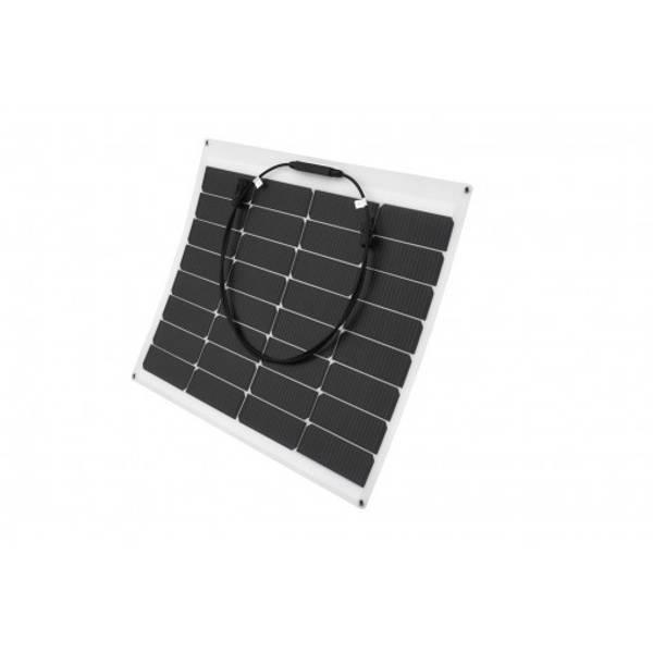 Bilde av SKANBATT Fleksibelt Solcellepanel Mono 55W fsp55