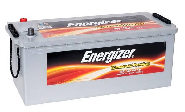 Bilde av ECP3 ENERGIZER Commercial Premium Batteri 12V 180AH 1000CCA (513