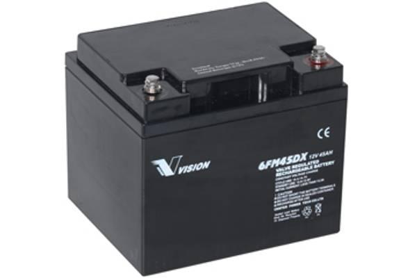 Bilde av VISION AGM Batteri 12V 45Ah