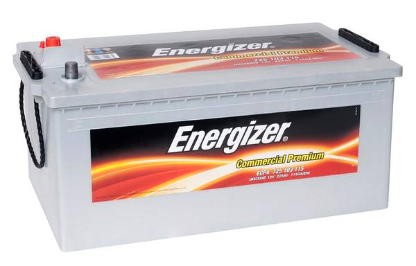 Bilde av ECP4 ENERGIZER Commercial Premium Batteri 12V 225AH 1150CCA (518