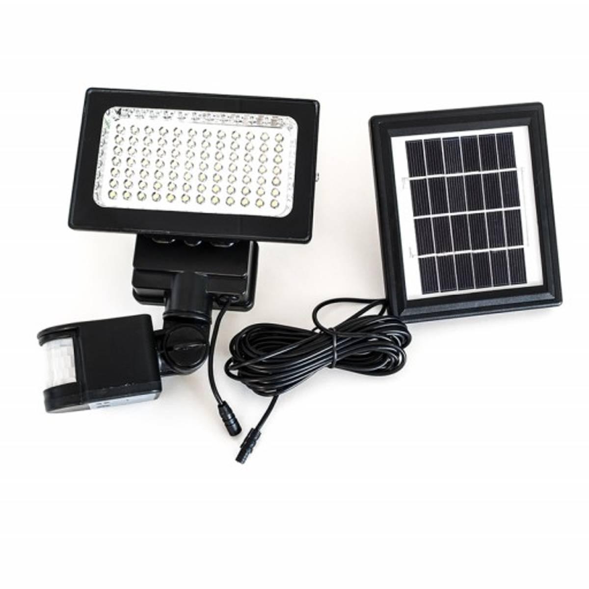WATTSTUNDE LED Lyskaster med bevegelsessensor